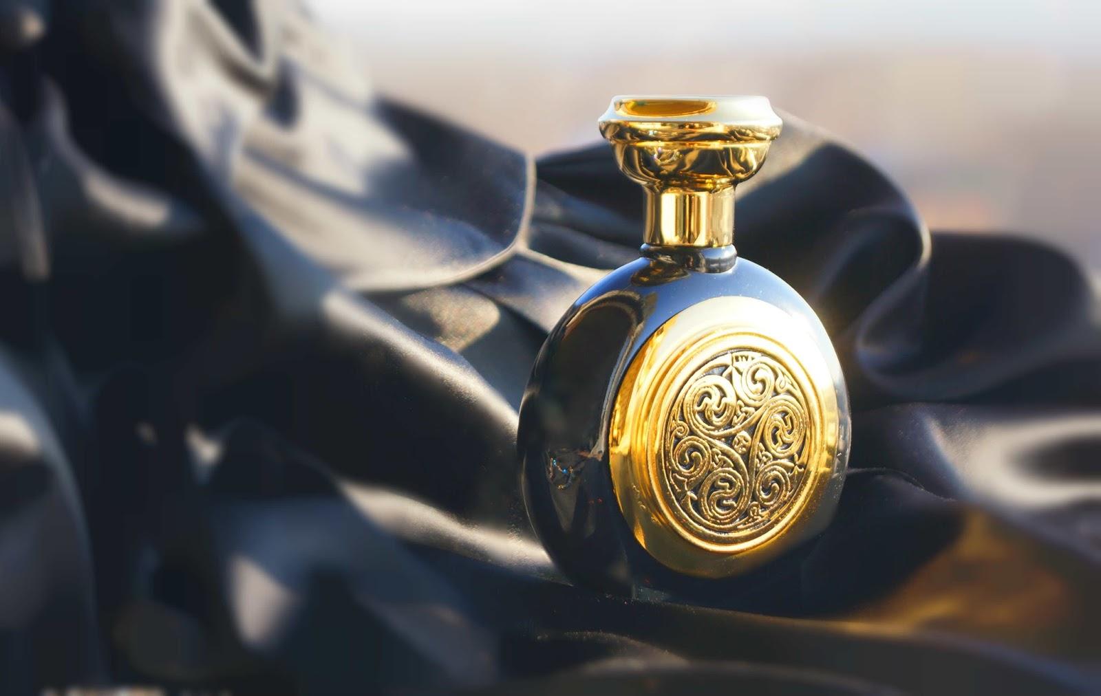 Serenade Boadicea the Victorious - красота черного цвета.
