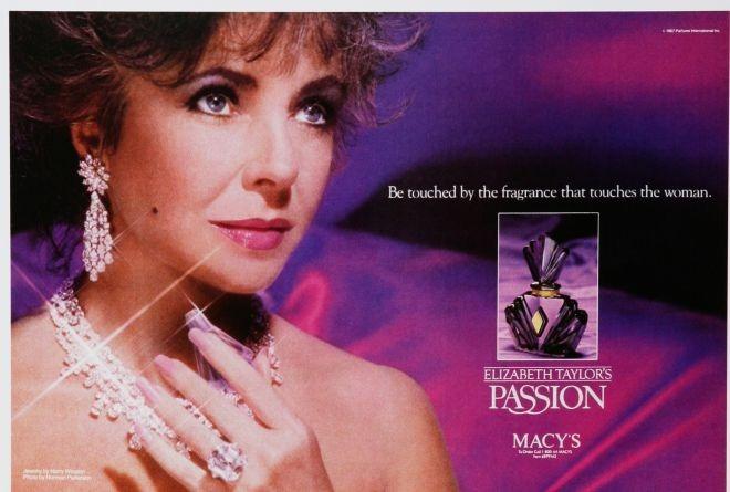 Парфюм дня - Passion Elizabeth Taylor