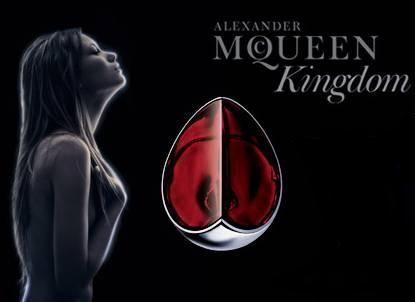 Парфюм дня - Kingdom Alexander McQueen