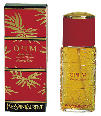 Парфюм дня - Opium Yves Saint Laurent, ТВ 1996 г.
