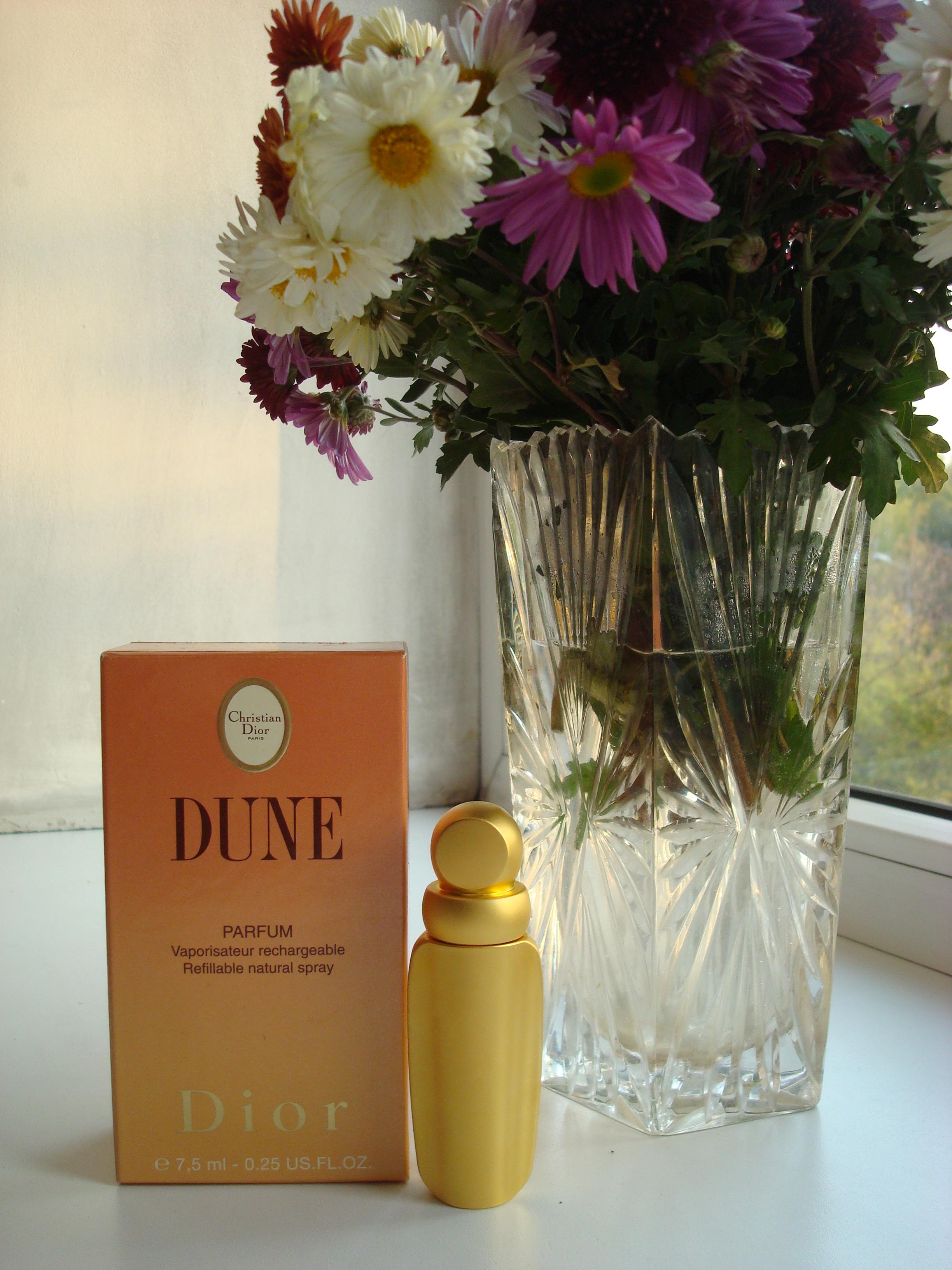 Парфюм дня - пожилые духи Dior Dune