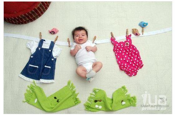 Развитие ребенка от 0 до 1 года