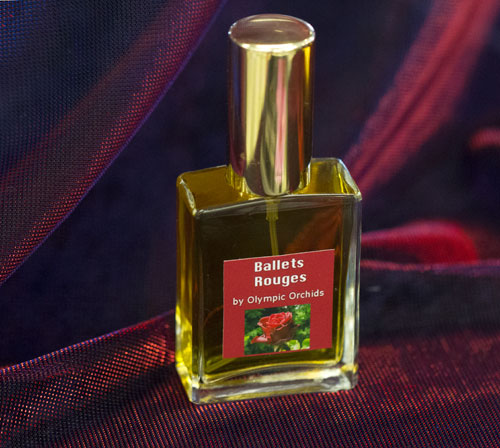 Парфюм дня - Ballets Rouges Olympic Orchids Artisan Perfumes