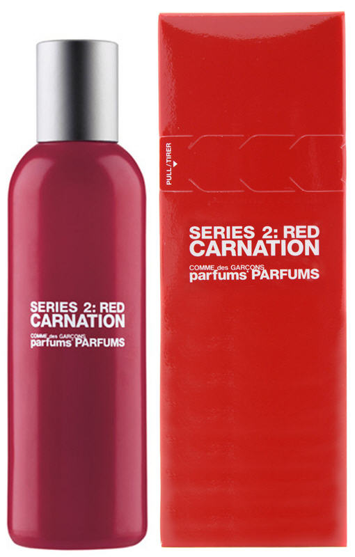 Парфюм дня - Comme des Garcons Series 2 Red: Carnation