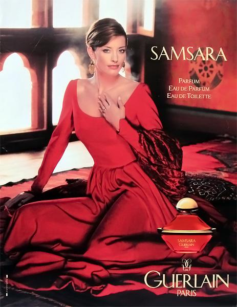 Парфюм 10 марта - Samsara Eau de Parfum Guerlain