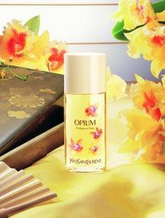 Парфюм дня - Opium Orchidée de Chine Yves Saint Laurent