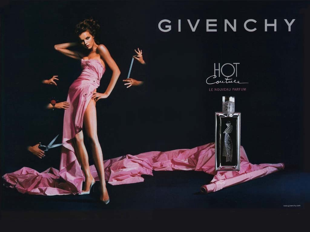Парфюм дня - Hot Couture Givenchy, старая ПВ
