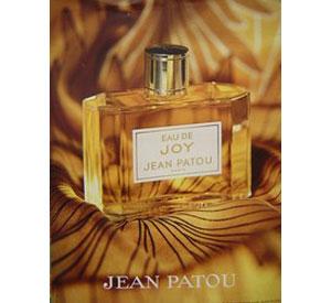 Парфюм дня - Eau de Joy Jean Patou
