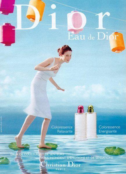 Парфюм дня - Eau de Dior Coloressence Energizing