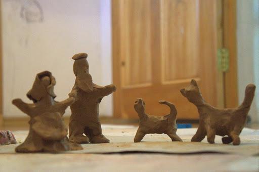 Игра в глину