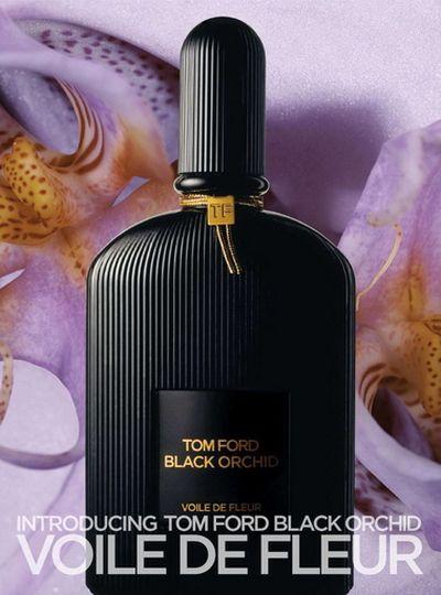 Парфюм дня - Black Orchid Voile de Fleur Tom Ford