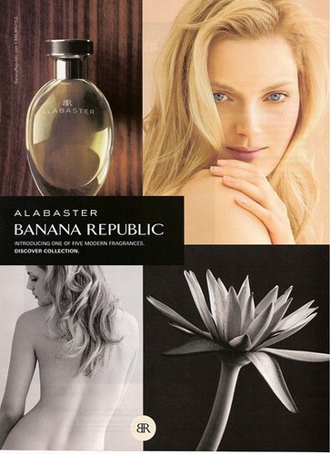 Парфюм дня - Alabaster Banana Republic