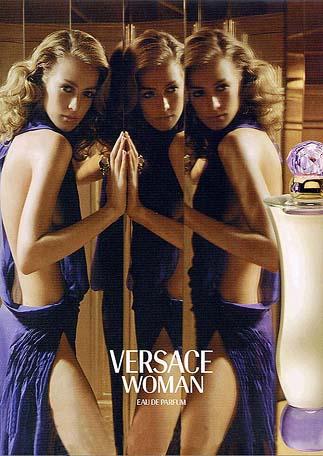 Парфюм дня - Versace Woman