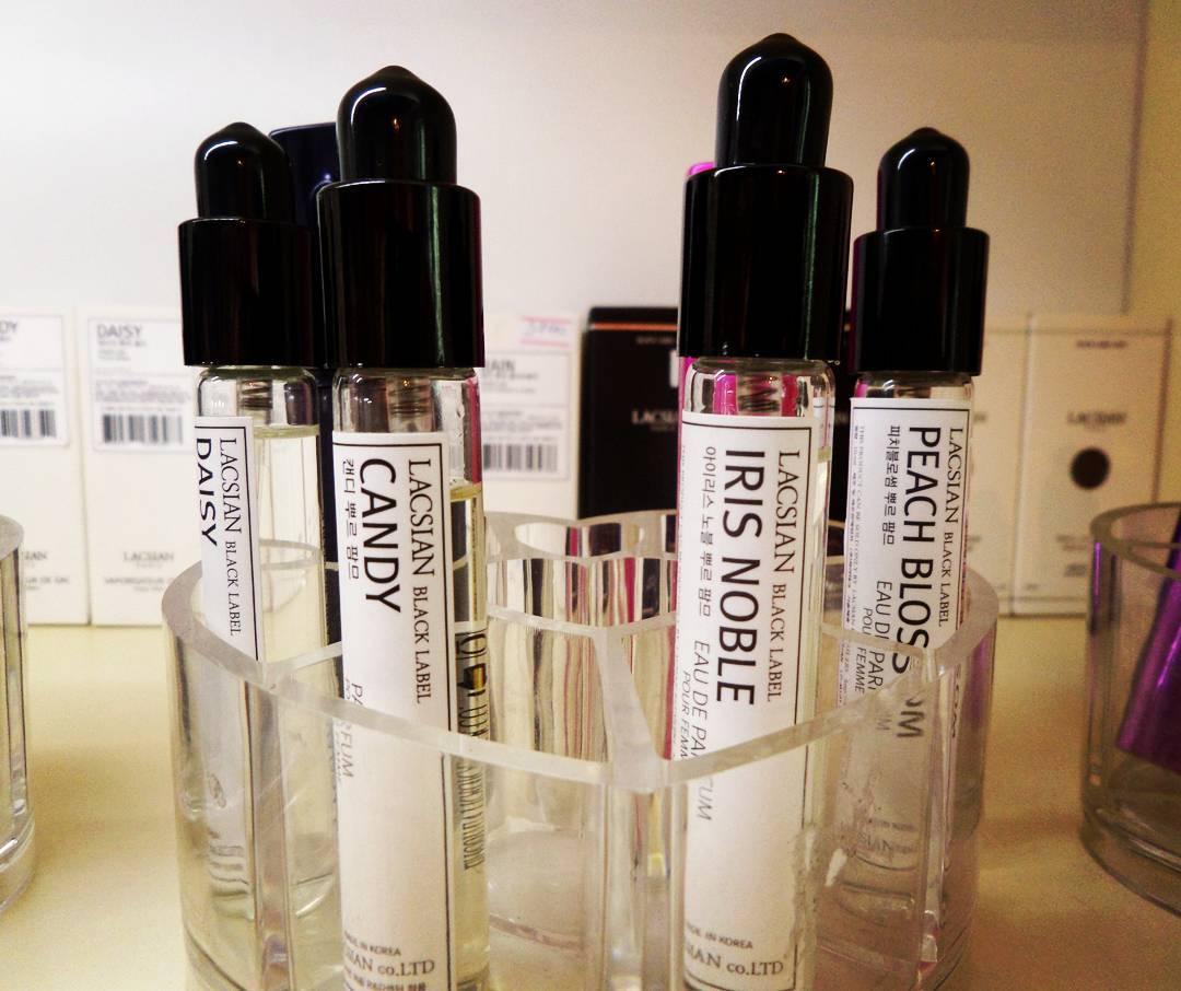 Lacsian perfumes - знакомство с корейской парфюмерией