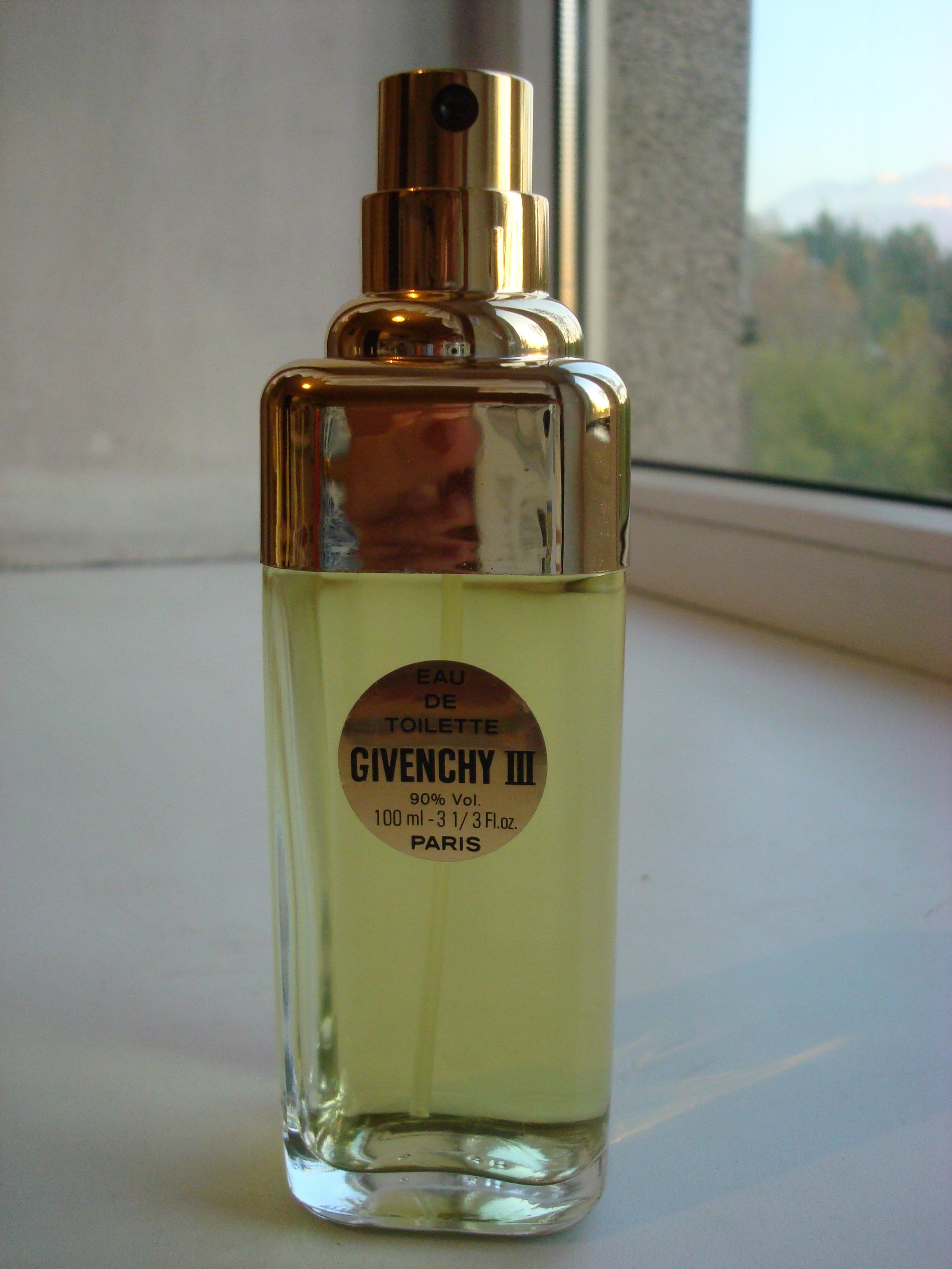 Парфюм дня - Givenchy III