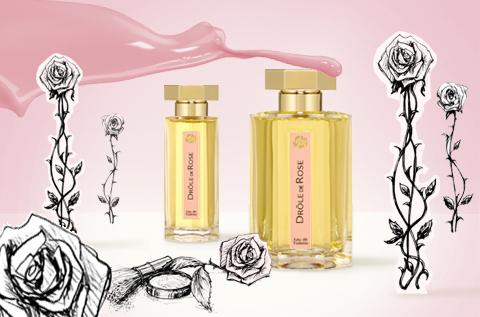 Парфюм дня - Drole de Rose L`Artisan Parfumeur
