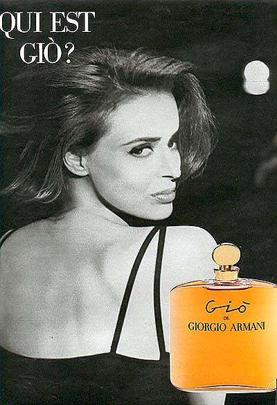 Парфюм дня - Gio Giorgio Armani