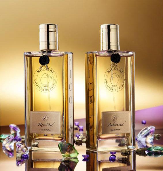 Удовая коллекция  Nicolai Parfumeur Createur