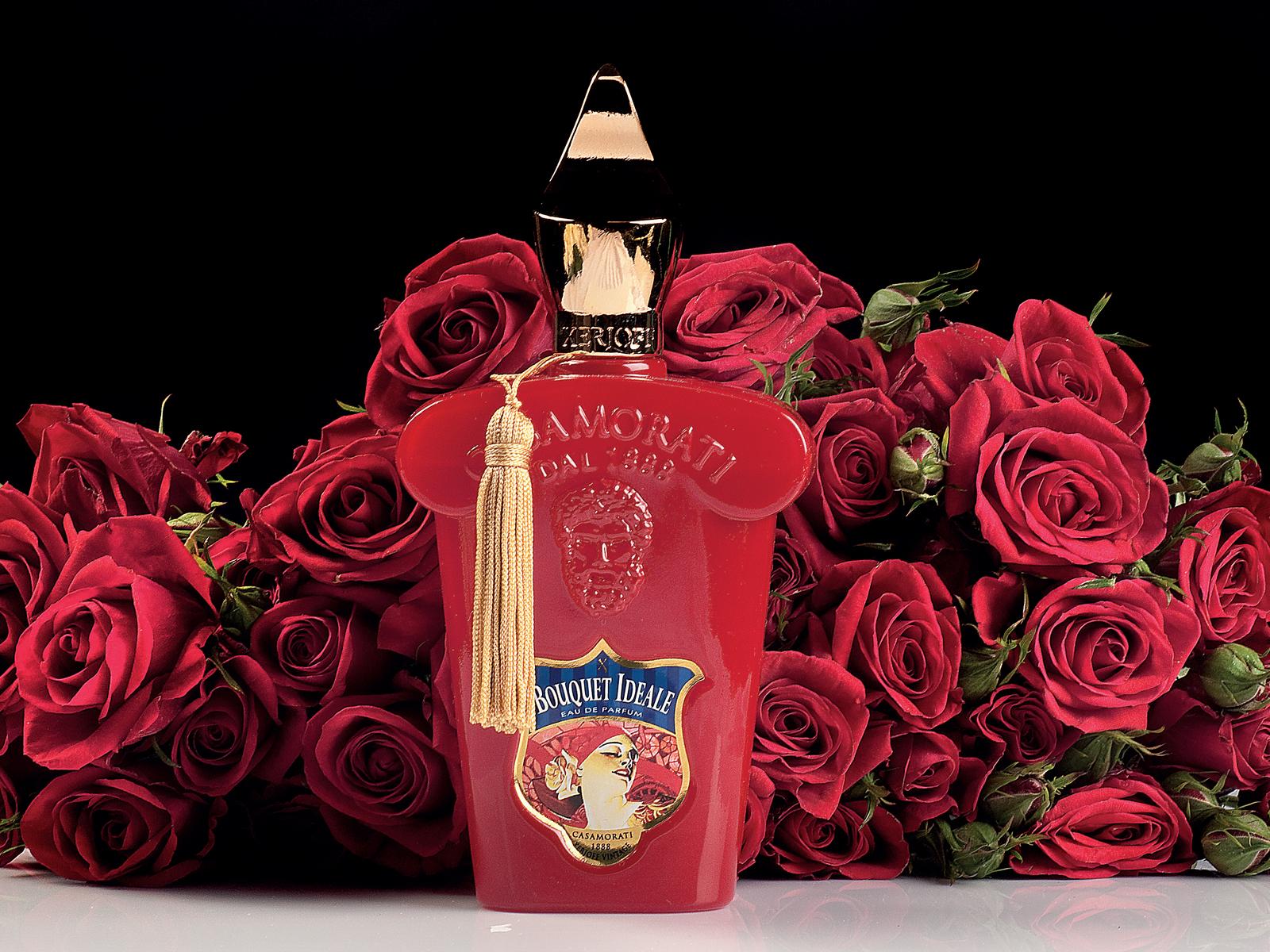 Парфюм дня - Bouquet Ideale Xerjoff