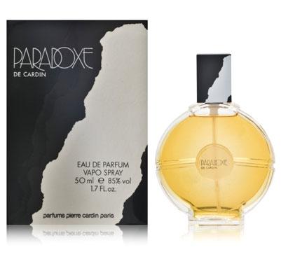 Парфюм дня - парф.вода Paradoxe Pierre Cardin
