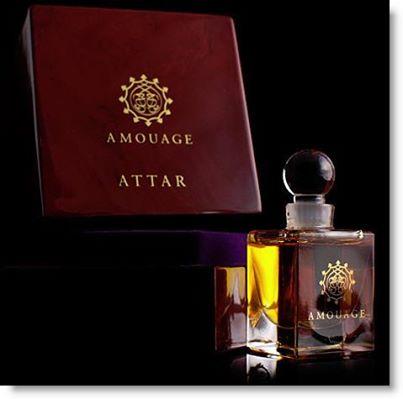Парфюм дня - аттар Ayoon Al Maha Amouage