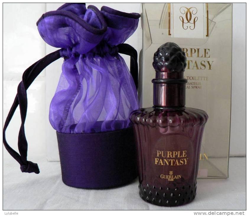 Парфюм дня - Purple Fantasy Guerlain, первое издание, лимитка