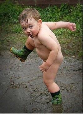 невозможные дети :)