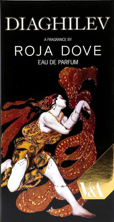 Парфюм дня - Diaghilev Roja Dove в ПВ первого разлива