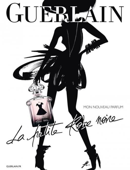 Парфюм воскресенья - La Petite Robe Noir Guerlain, ПВ
