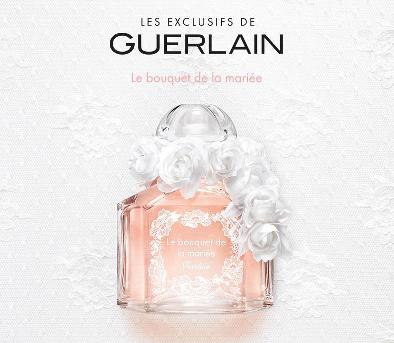 Парфюм дня - Le Bouquet de la Mariee Guerlain