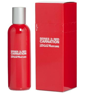 Парфюм дня - Comme des Garcons Series 2 Red: Carnation
