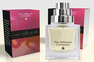 Парфюм дня - Un Parfum d'Ailleurs et Fleurs The Different Company