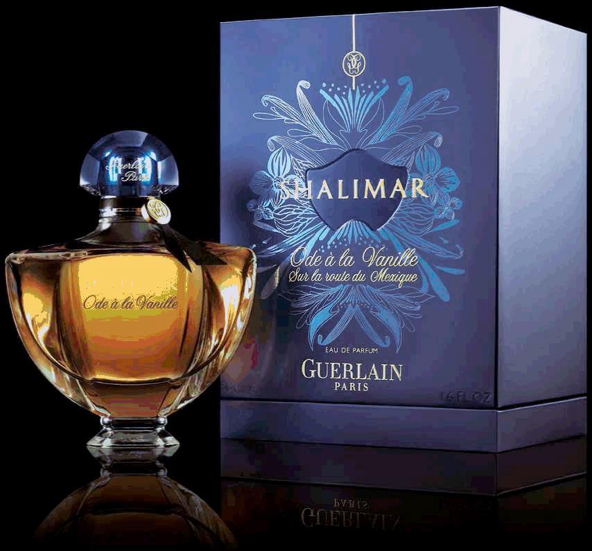 Парфюм дня - Shalimar Ode a la Vanille Sur la Route du Mexique Guerlain