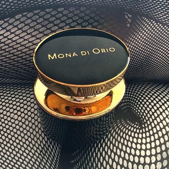 Lux Mona di Orio или темная сторона колоня