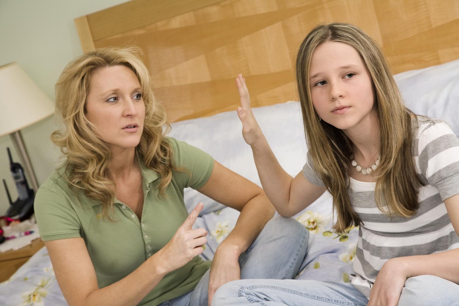 Остранение между дочерью и матерью: хорошо или плохо?