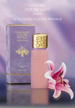 Парфюм дня - Quelques Fleurs Royale Houbigant
