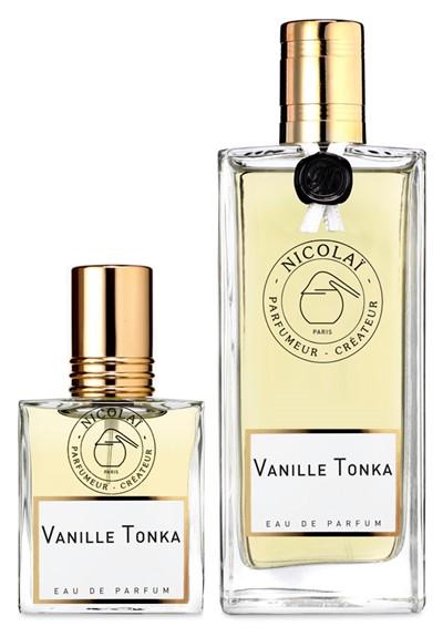 Vanille Tonka Nicolai Parfumeur Createur