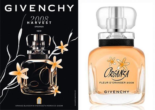 Парфюм дня - Harvest 2008: Organza Fleur d` Oranger Givenchy