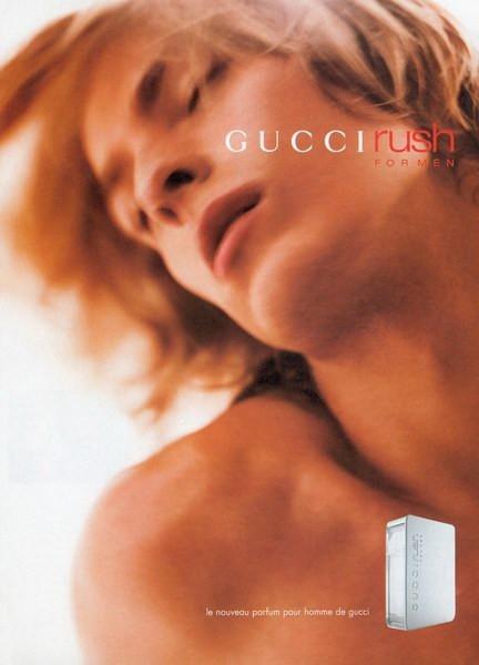 Парфюм субботы - Gucci Rush for Men