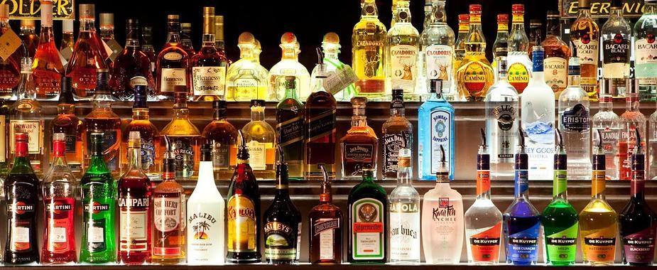 Алкогольные ароматы в моем гардеробчике :D