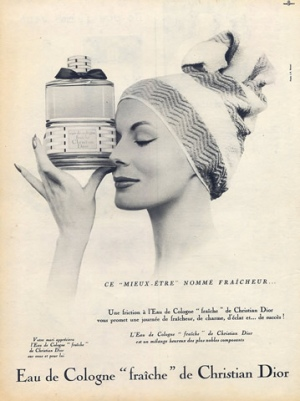 Парфюм дня - Eau Fraiche Dior