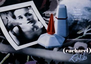 Парфюм дня - LouLou Cacharel, винтажные духи