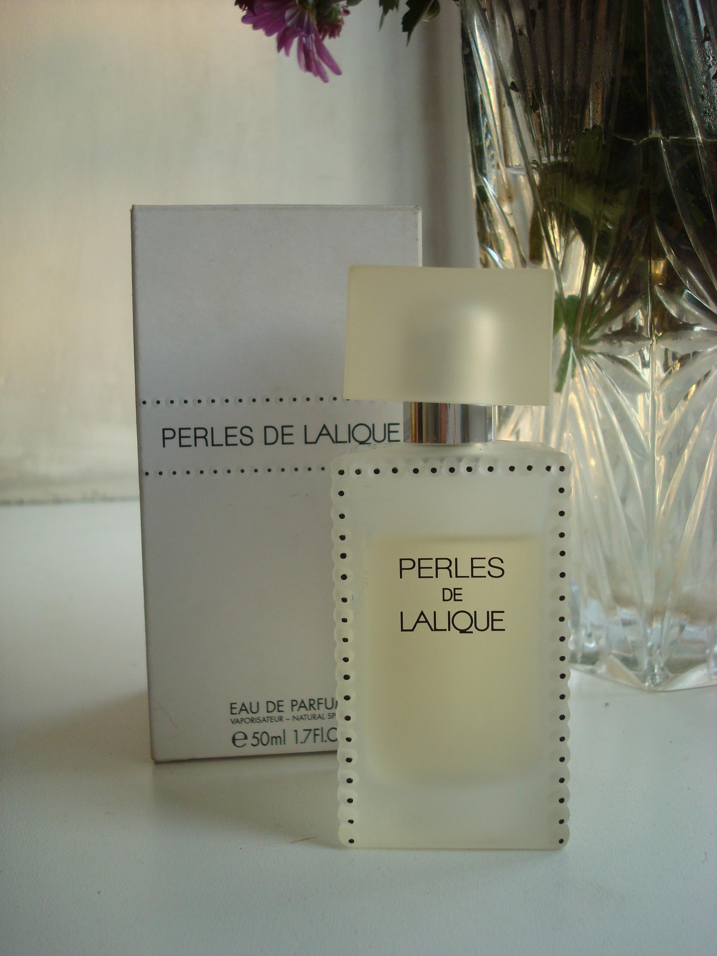 Парфюм дня - Perles De Lalique