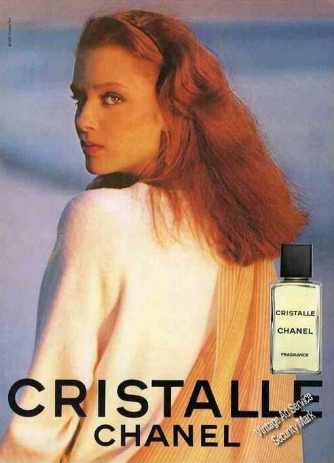 Парфюм дня - Cristalle Chanel