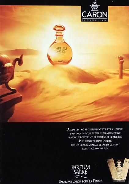 Парфюм дня - Parfum Sacre Caron
