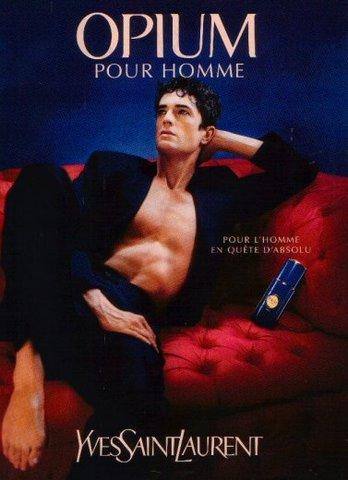Парфюм дня - Opium Pour Homme Yves Saint Laurent