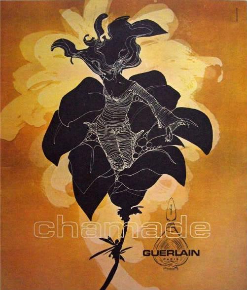 С Праздником! Chamade Guerlain