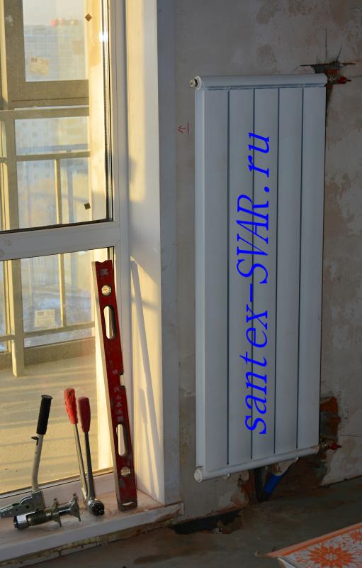 SILVER - красноярский радиатор отопления.