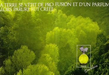 Парфюм дня - Parure Guerlain, винтажная ТВ
