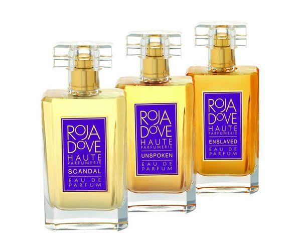Отчет по затестам - Roja Dove